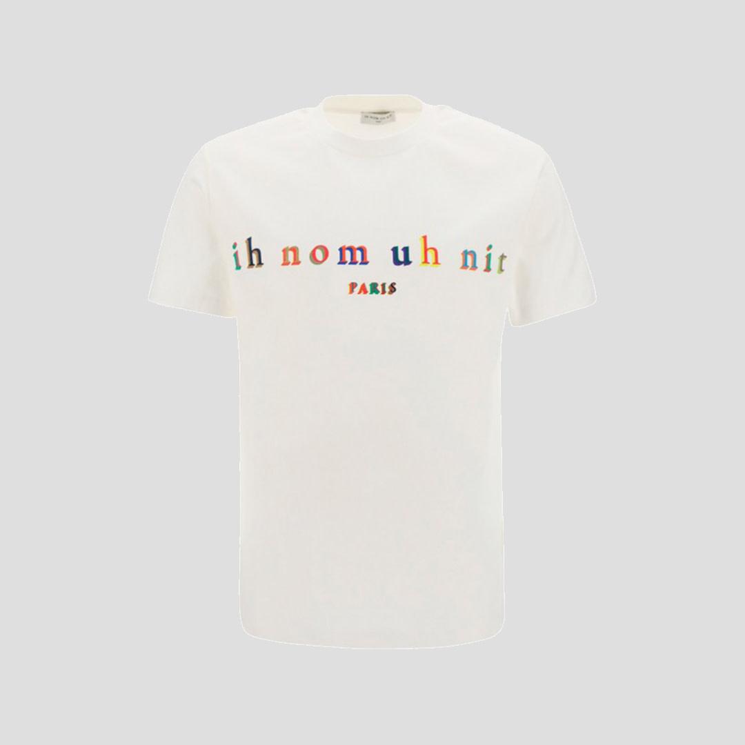 Rainbow Logo T-shirt - Off-White-1