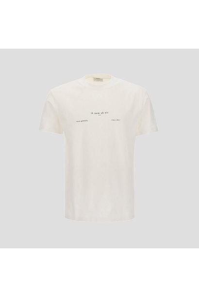 Logo Print T-shirt - Off-White