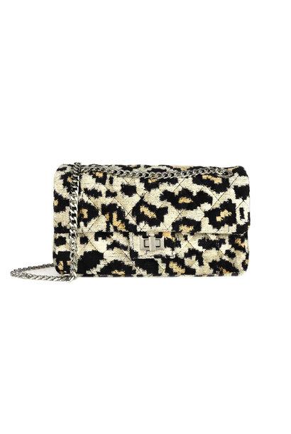 Velvet Bandita Bag - Tiger