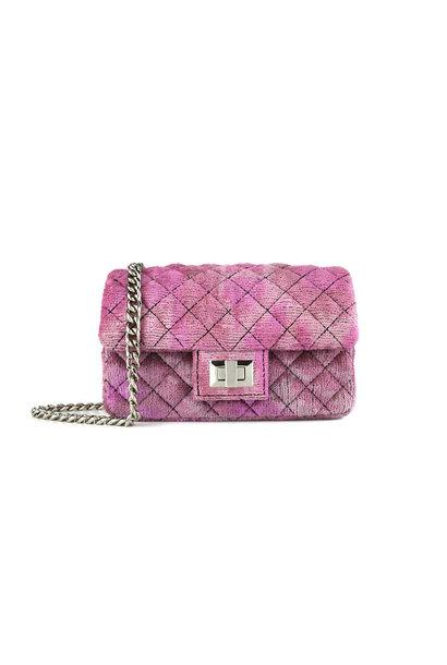 Mini Velvet Bandita - Pink