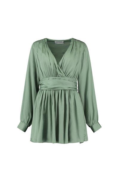Ramona Dress - Green
