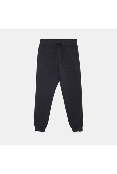 Jersey Trousers - Navy