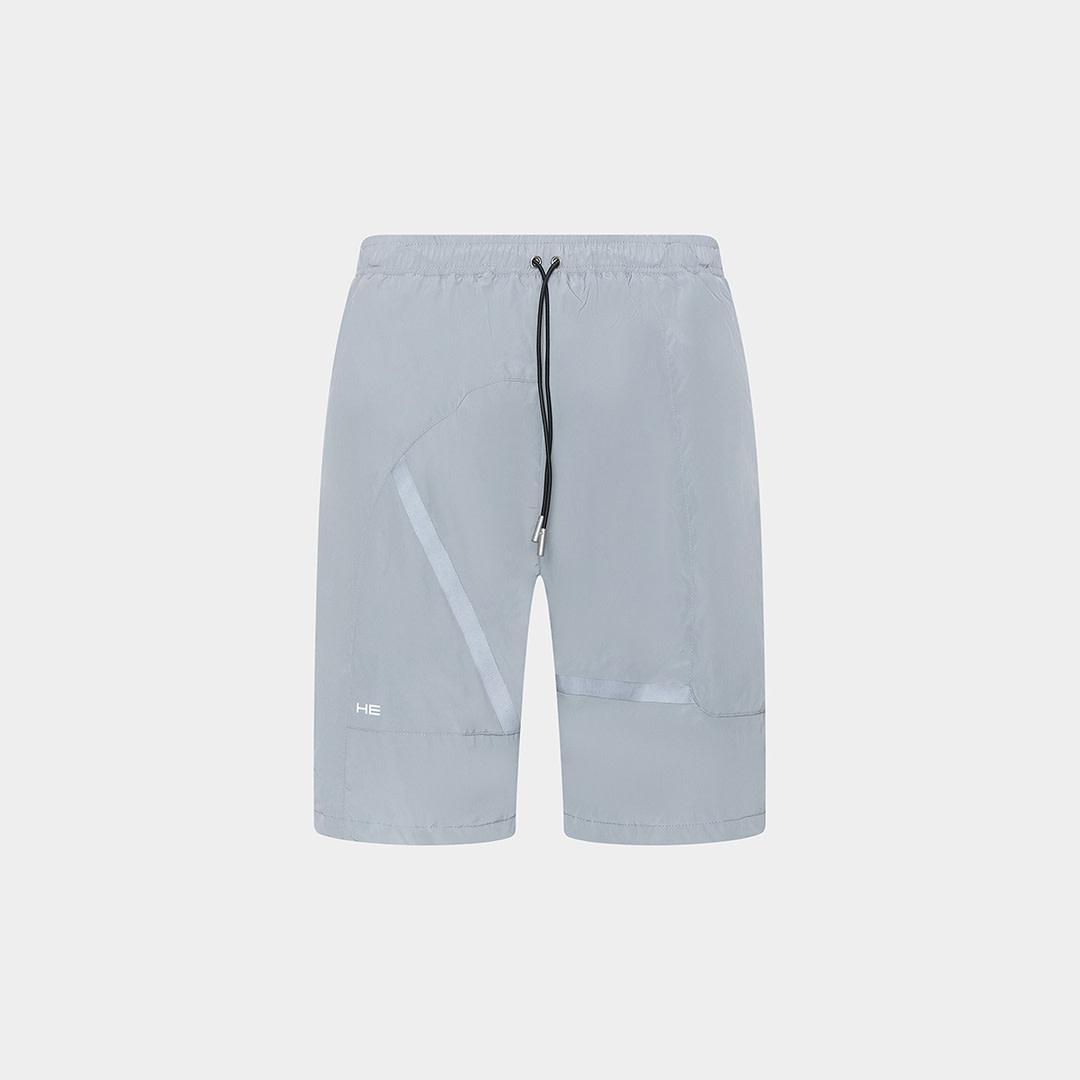 Track Shorts - Grey-1