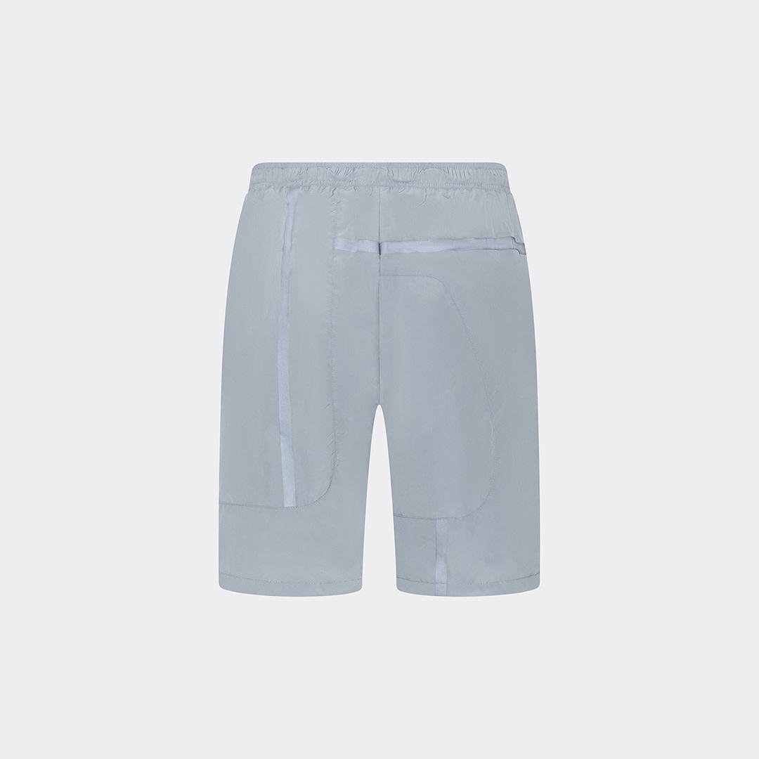Track Shorts - Grey-2