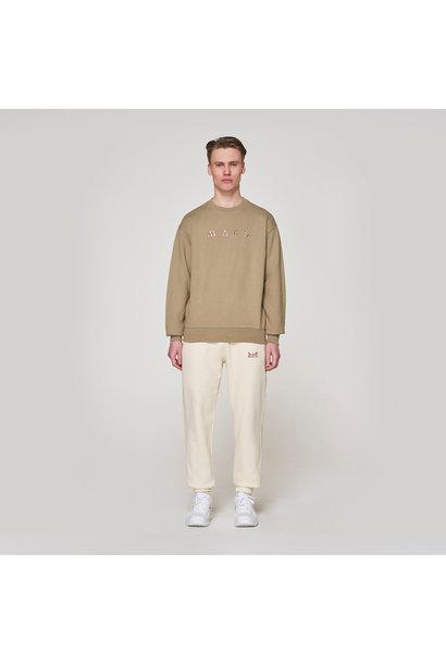 Original Face Sweater -  Khaki