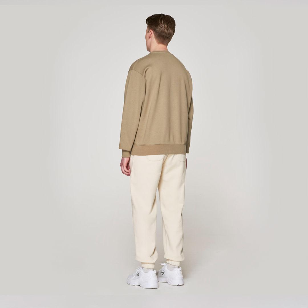 Original Face Sweater -  Khaki-2