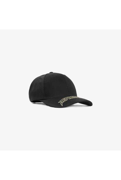 Varsity Cap - Black One Size