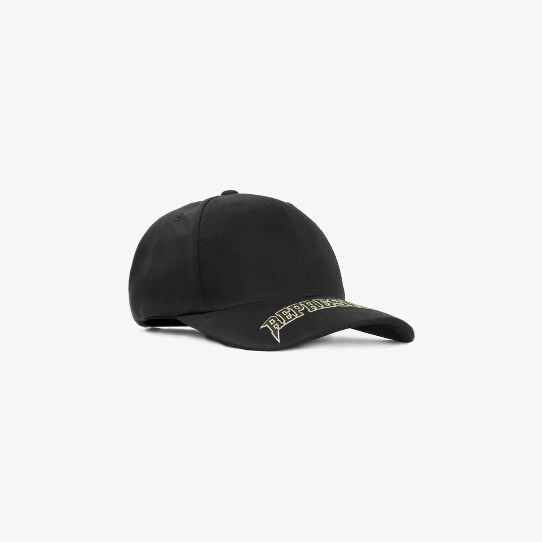 Varsity Cap - Black One Size-1