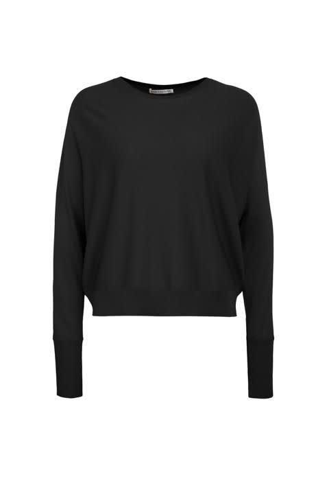 Geli Knitwear - Black-1