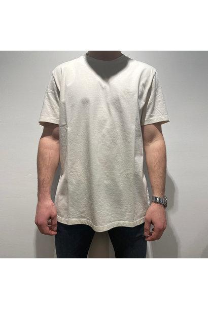 Troy Rubber T-shirt - Cannoli Cream