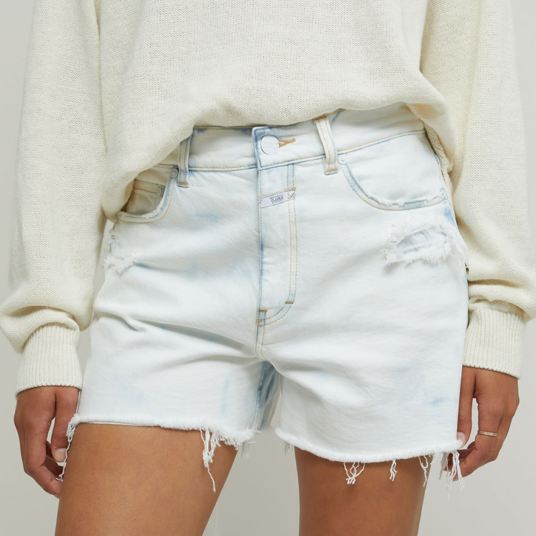 Denim Shorts - Extrem Light-1