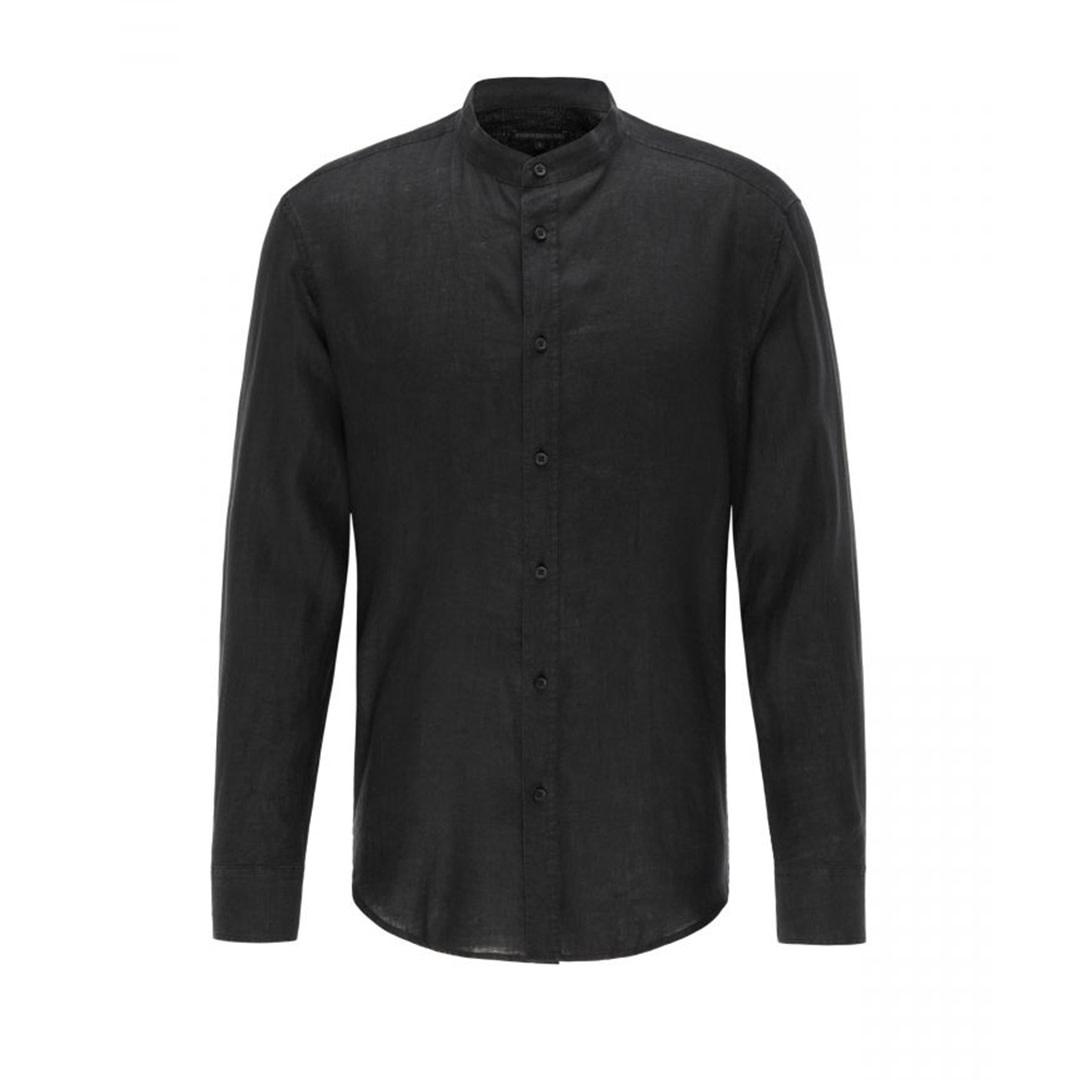 Tarok Shirt - Black-1