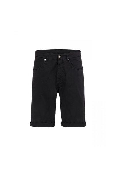 Cotton Shorts - Black