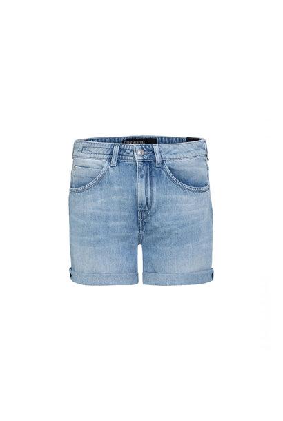 Caba Jeans Shorts - Blue