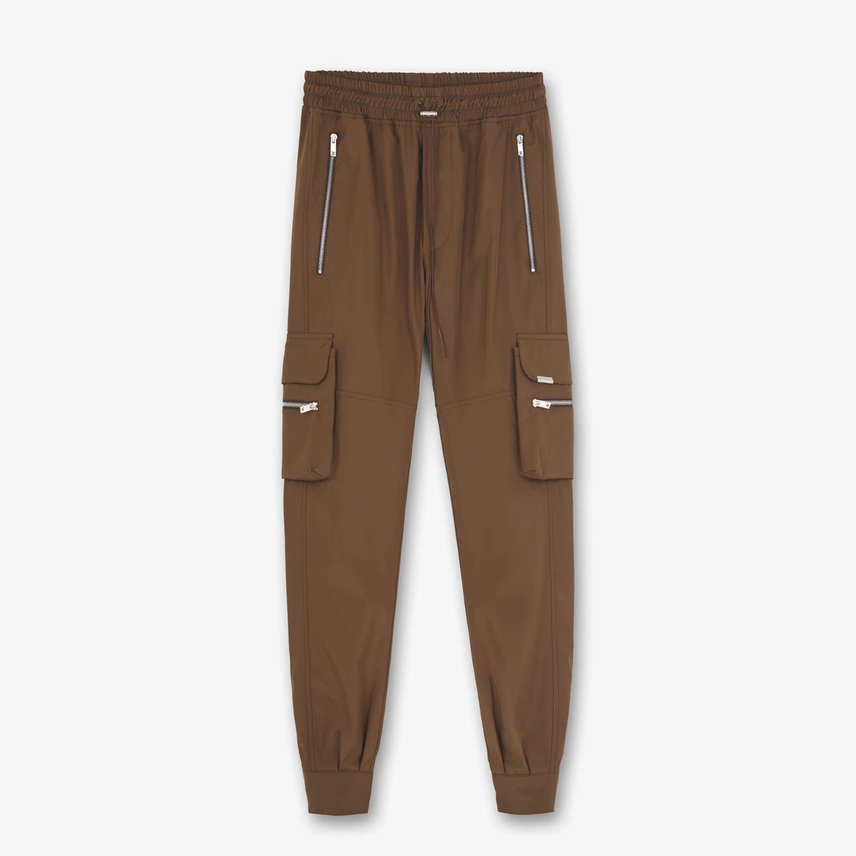 Military Pants - Tobacco-1
