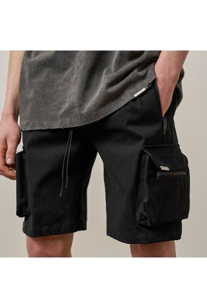 Military Shorts - Black
