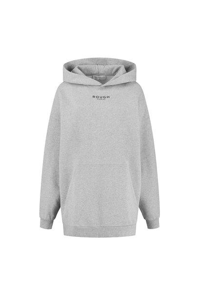 Sissel Hoodie Dress - Grey