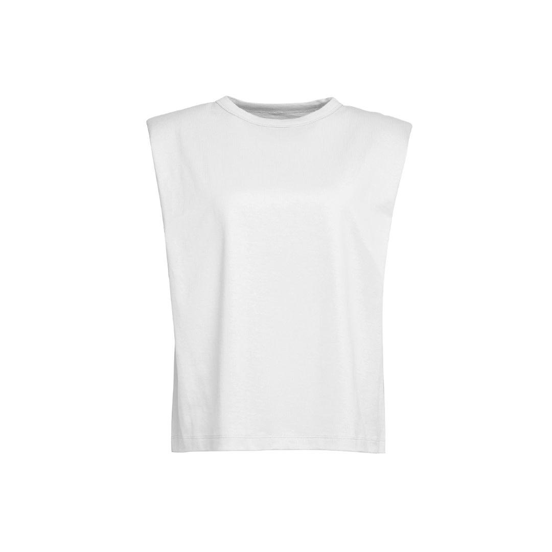Verna Jersey - White-1
