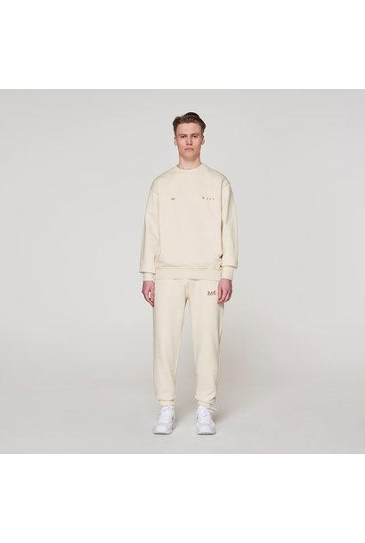 Sweatpants Original Face - Off-White