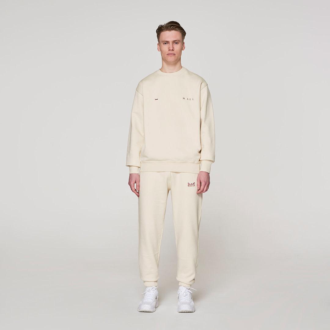 Sweatpants Original Face - Off-White-1