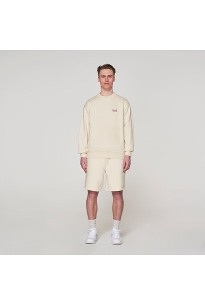 Sweater Original Face - Off-White