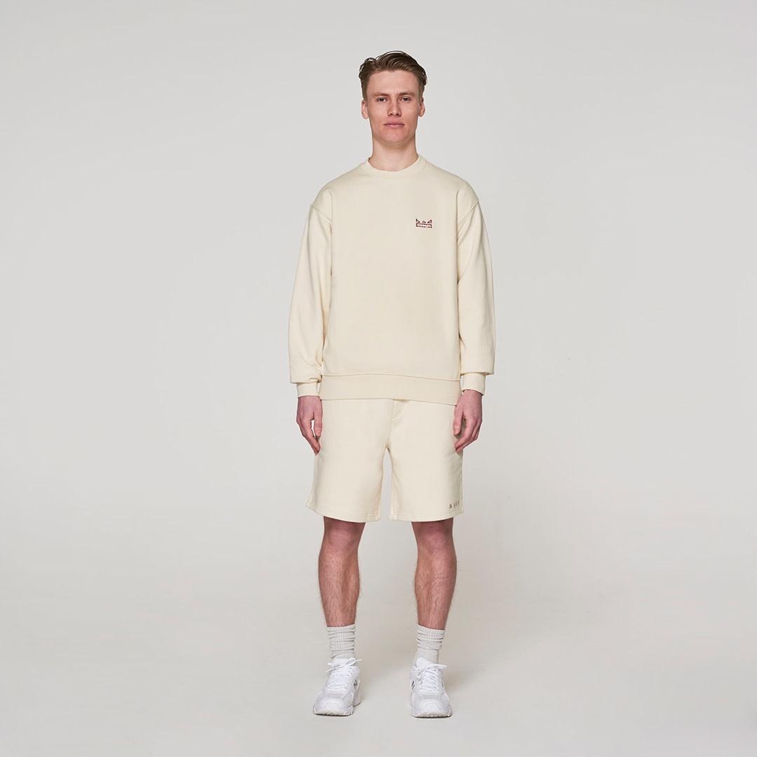 Sweater Original Face - Off-White-1