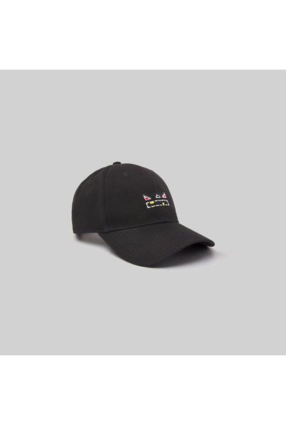 Original Logo Cap - Black One Size