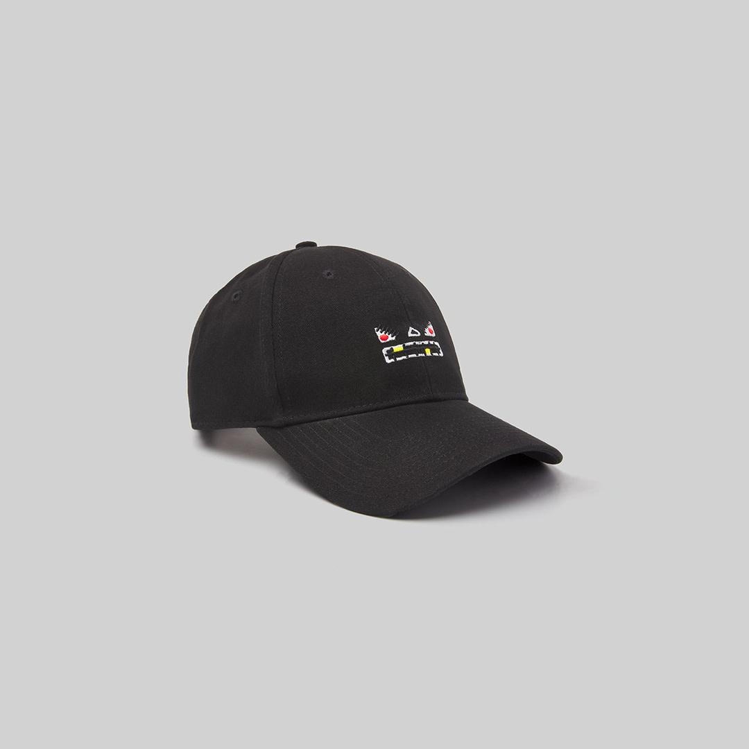 Original Logo Cap - Black One Size-1
