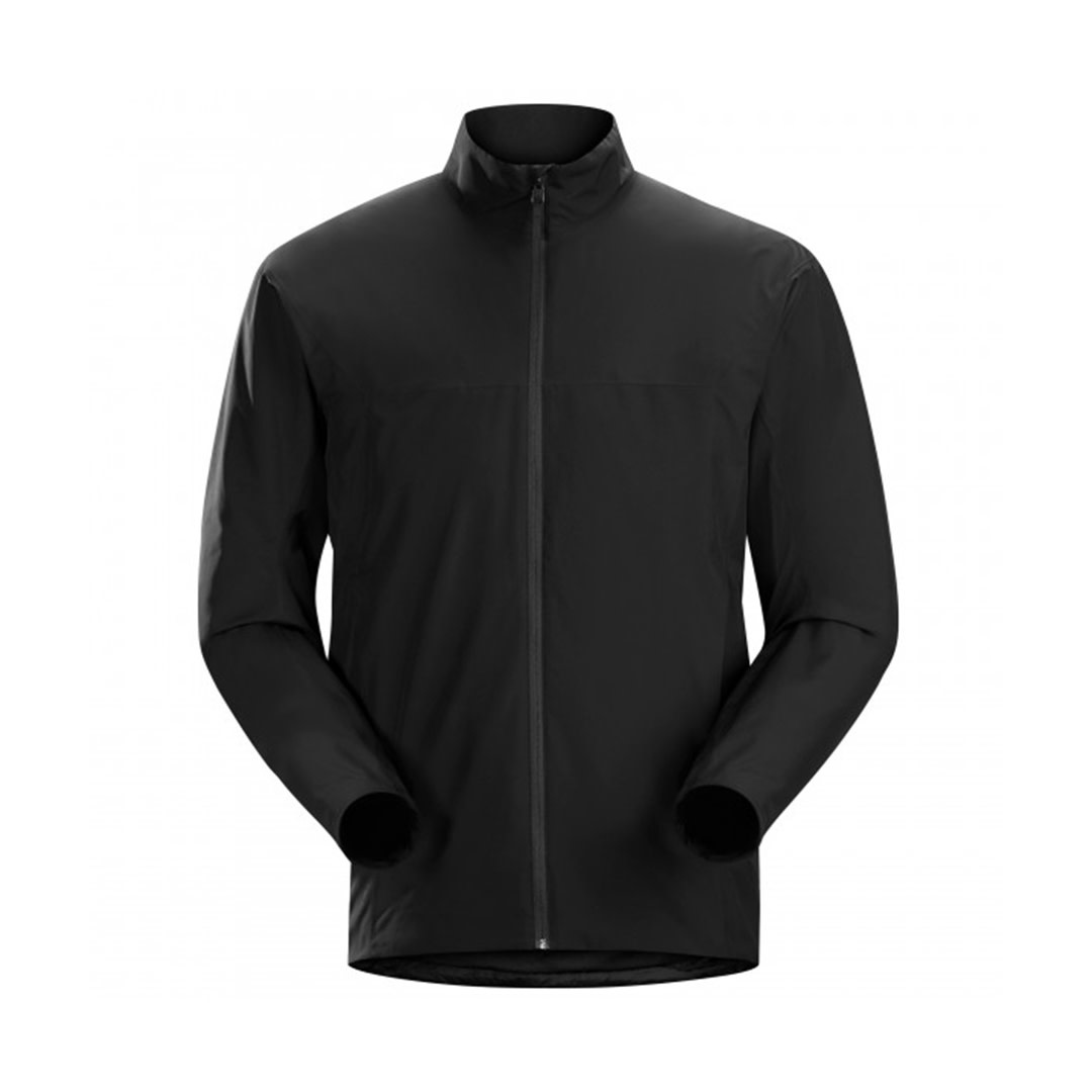 Solano Jacket - Black-1