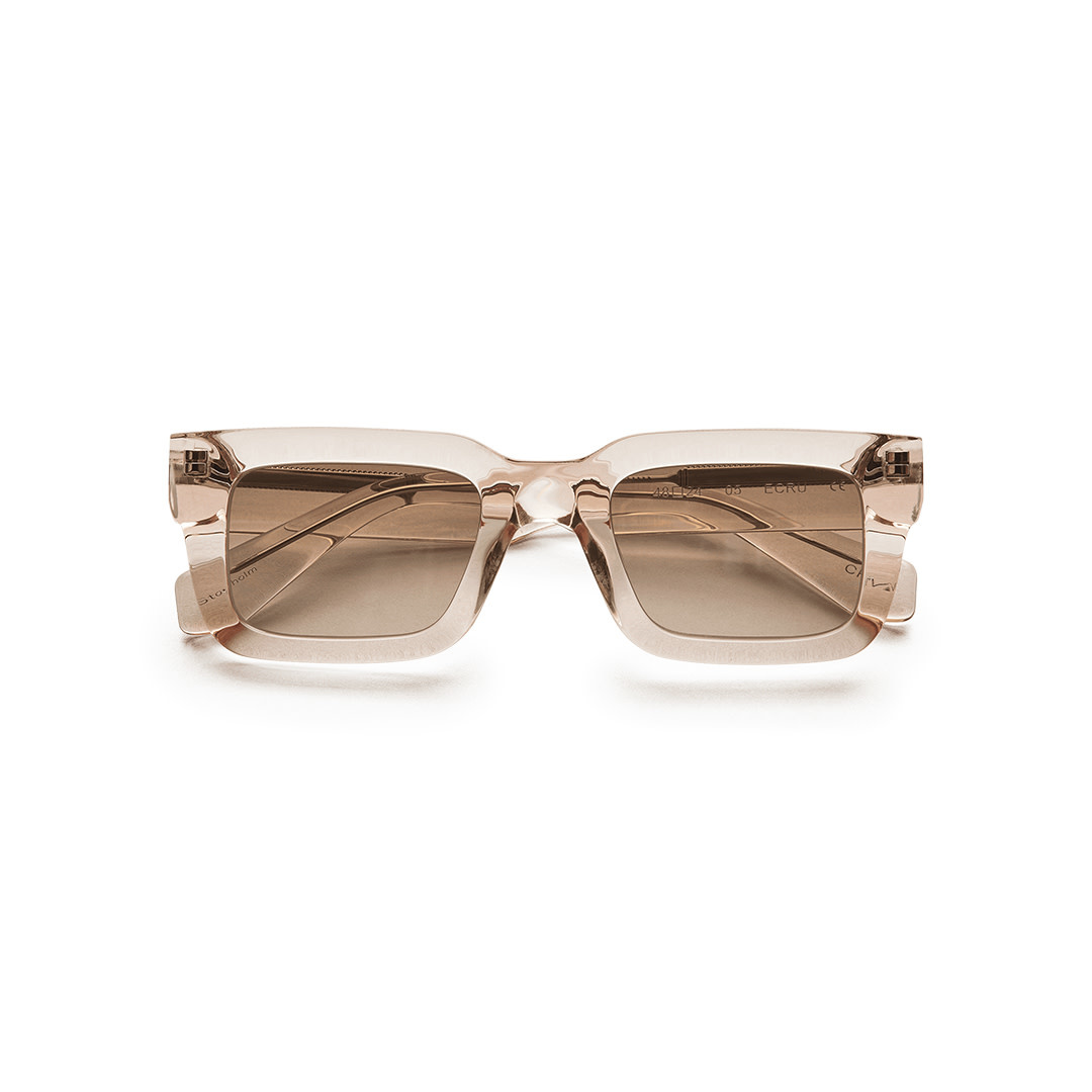 Sunglasses 05 - Ecru-1