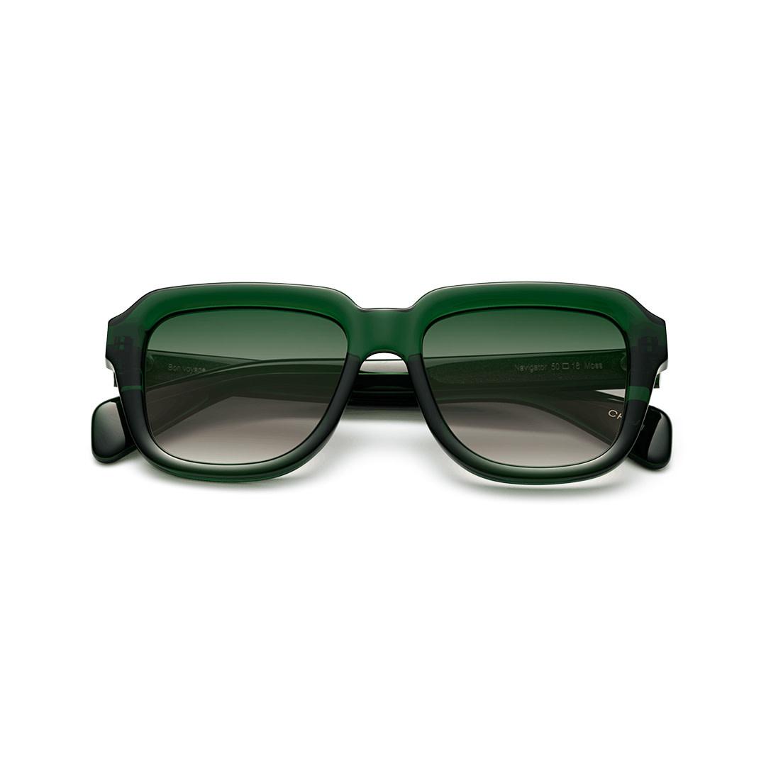 Sunglasses Navigator - Moss-1