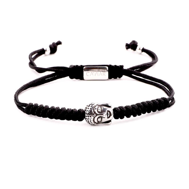 Buddha Black Silver-1