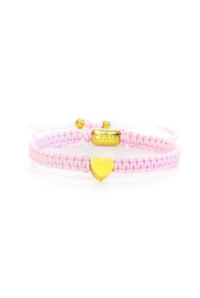 Heart Pink Gold