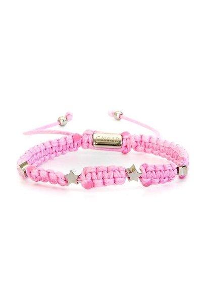 Star Pink Silver