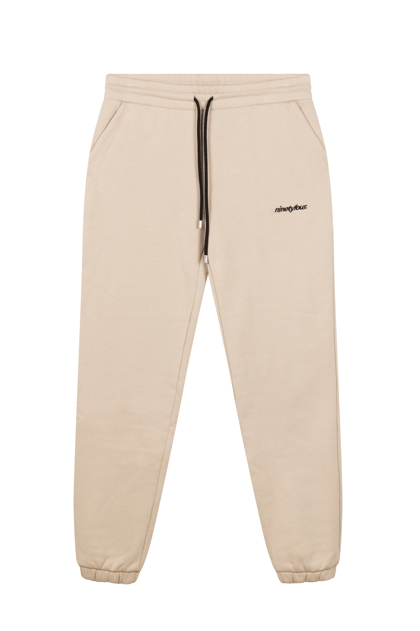 Warm Up Joggers - Sand-1