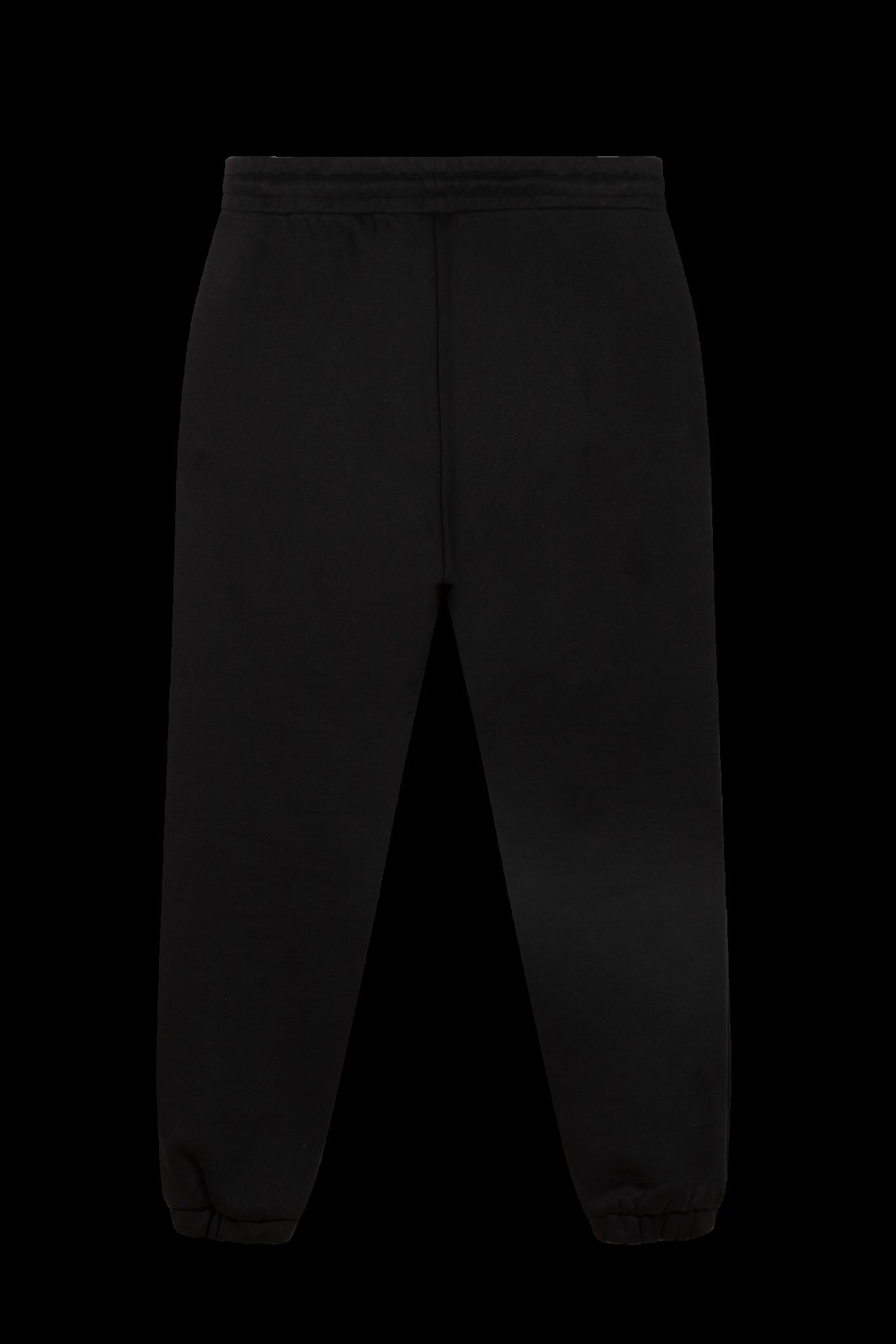 Warm Ups Jogger - Black-2
