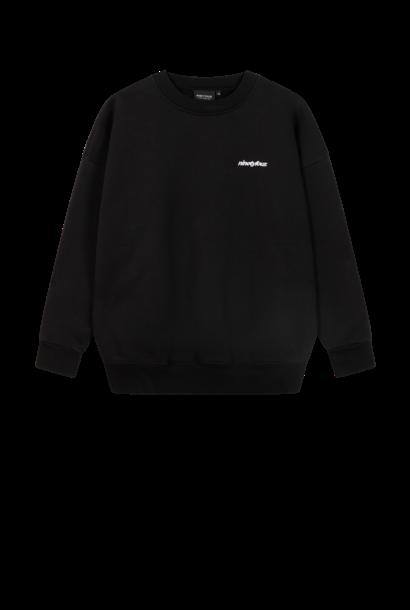 Warm Ups Sweater - Black