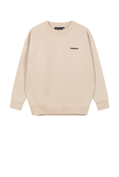 Warm Ups Sweater - Sand