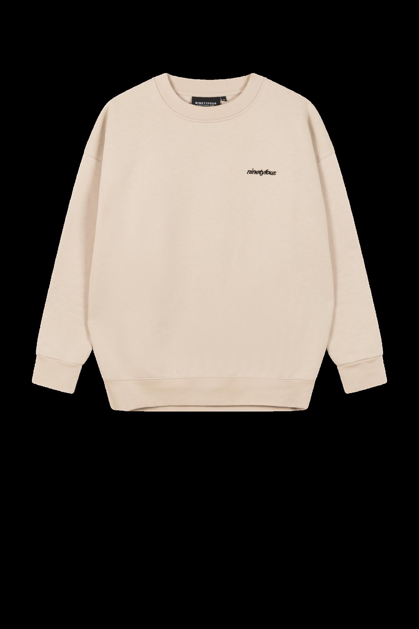Warm Ups Sweater - Sand-1