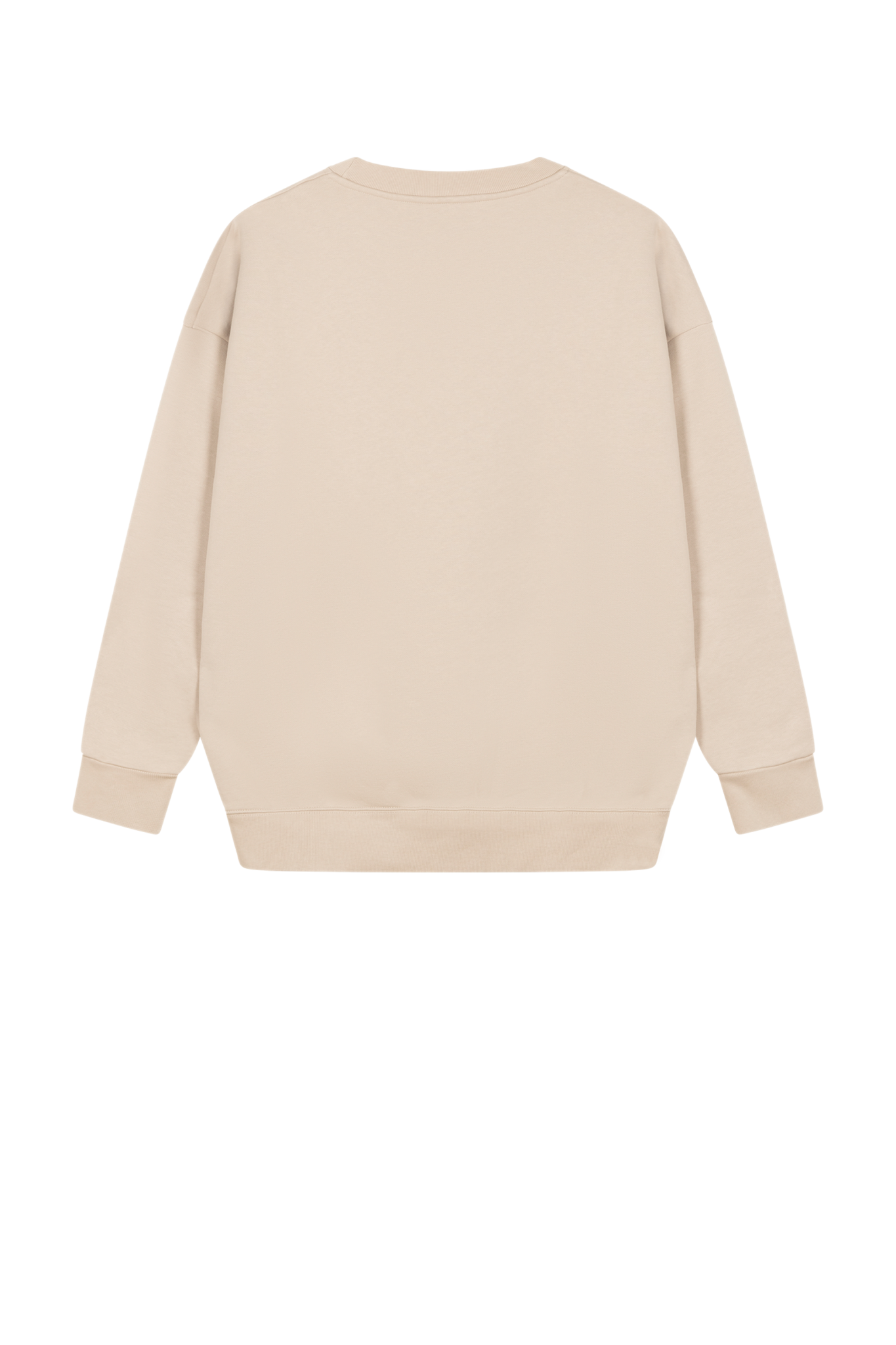 Warm Ups Sweater - Sand-2
