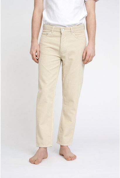 Ben Corduroy Jeans - Cream