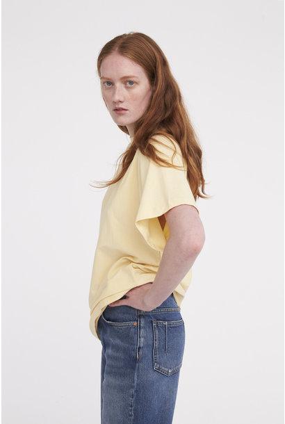 Brooklyn T-shirt - Banana Crepe