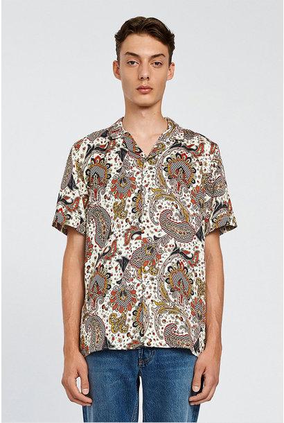 Kirby Shirt - Paisley