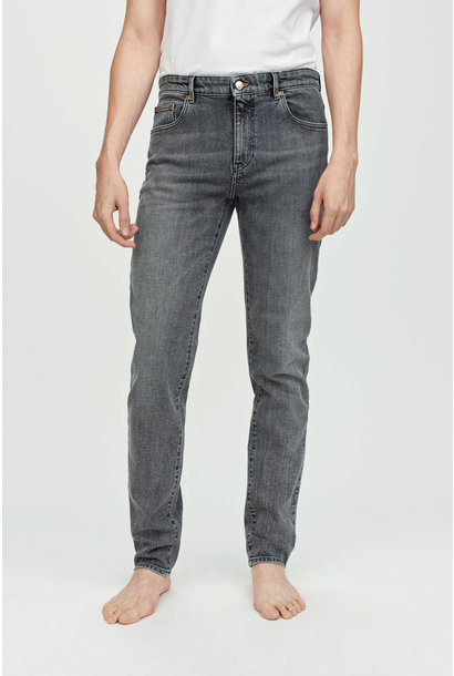 Shady B Jeans -  Clean Black 8