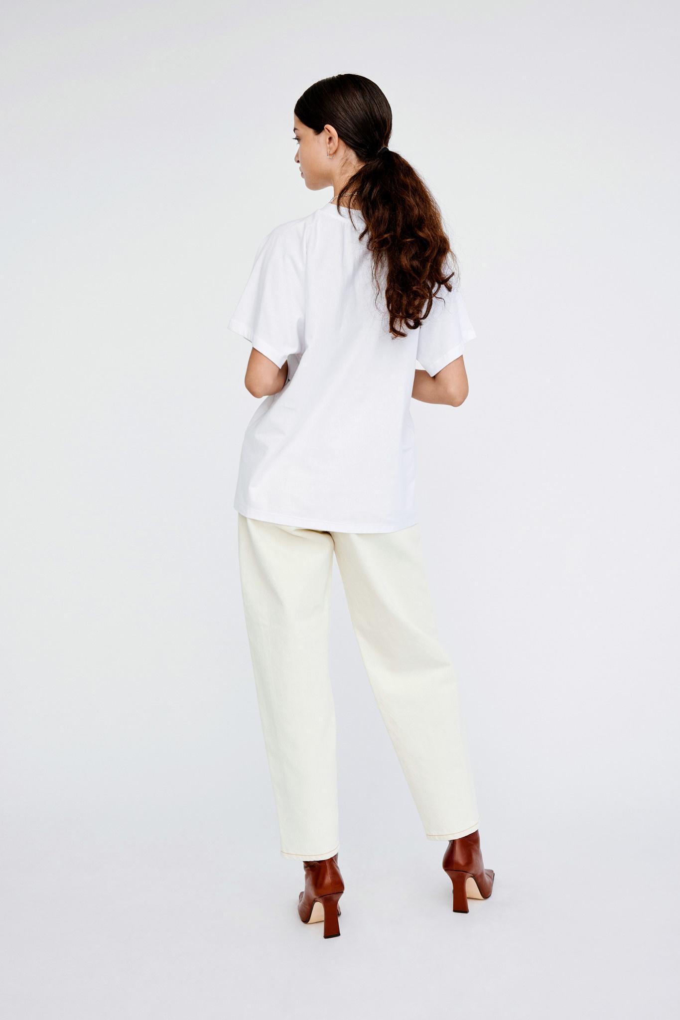 Brooklyn T-shirt - White-2