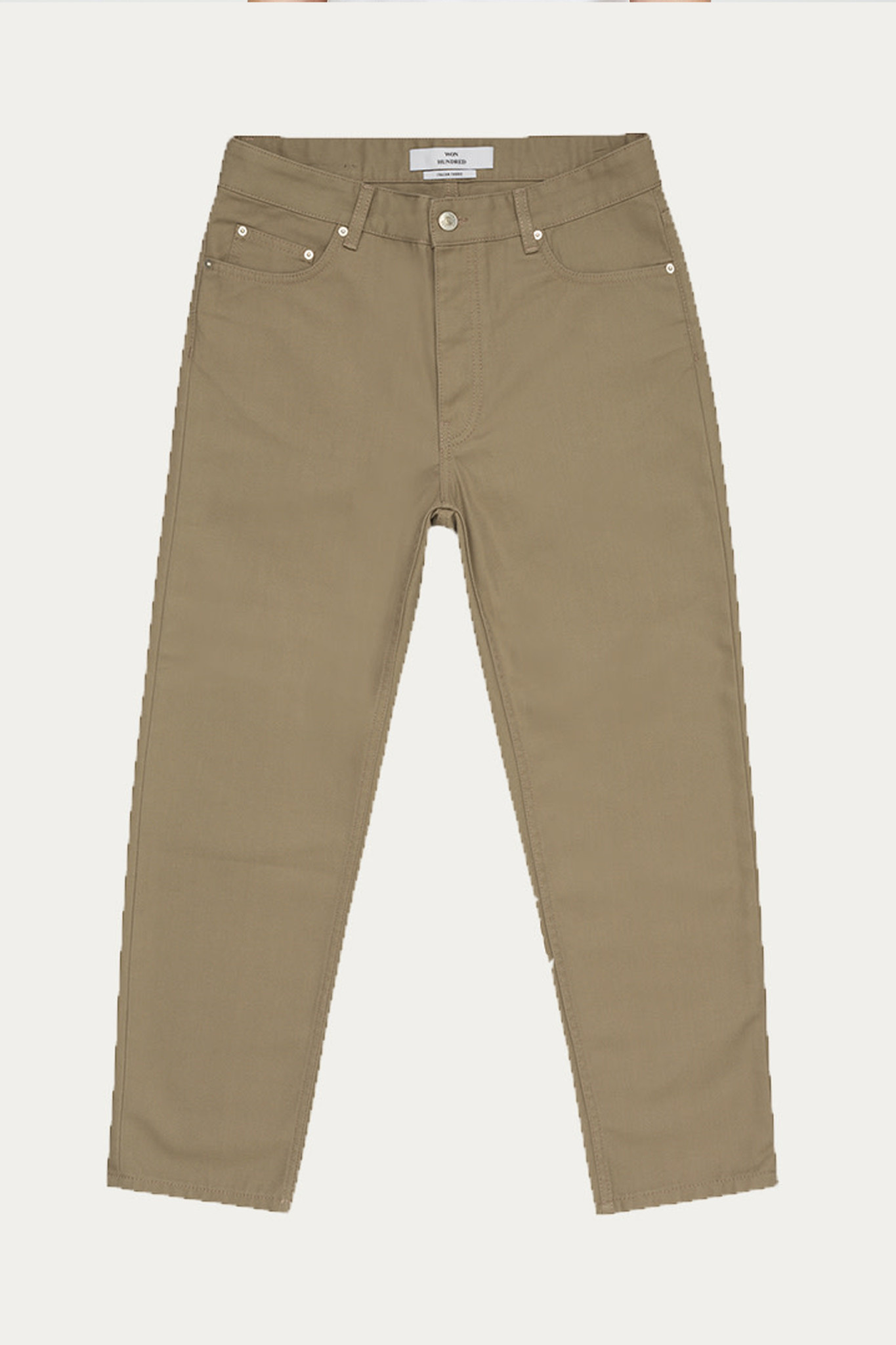 Ben Jeans - Khaki-1