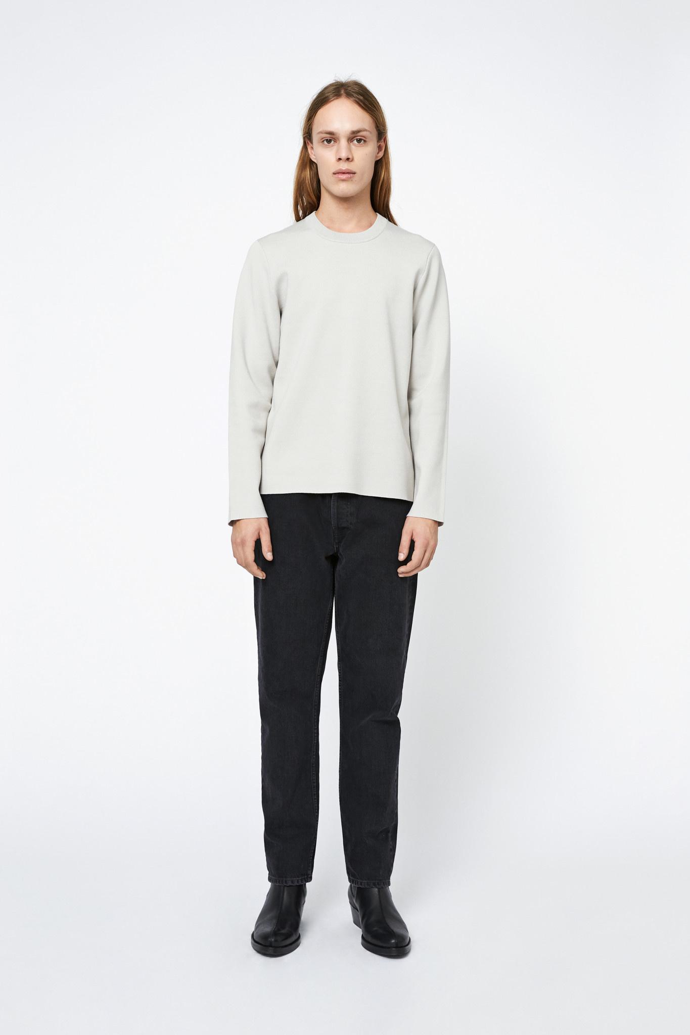 Benton Knit - Cream-1