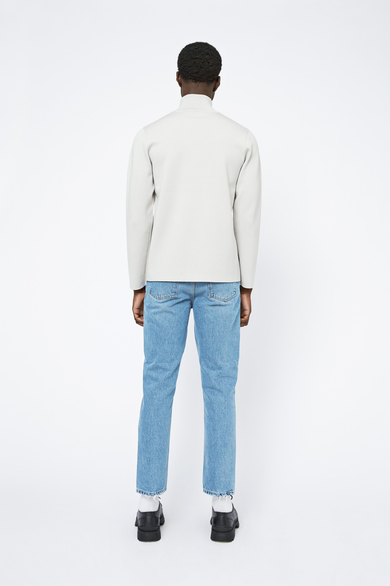 Benal Knit - Cream-2