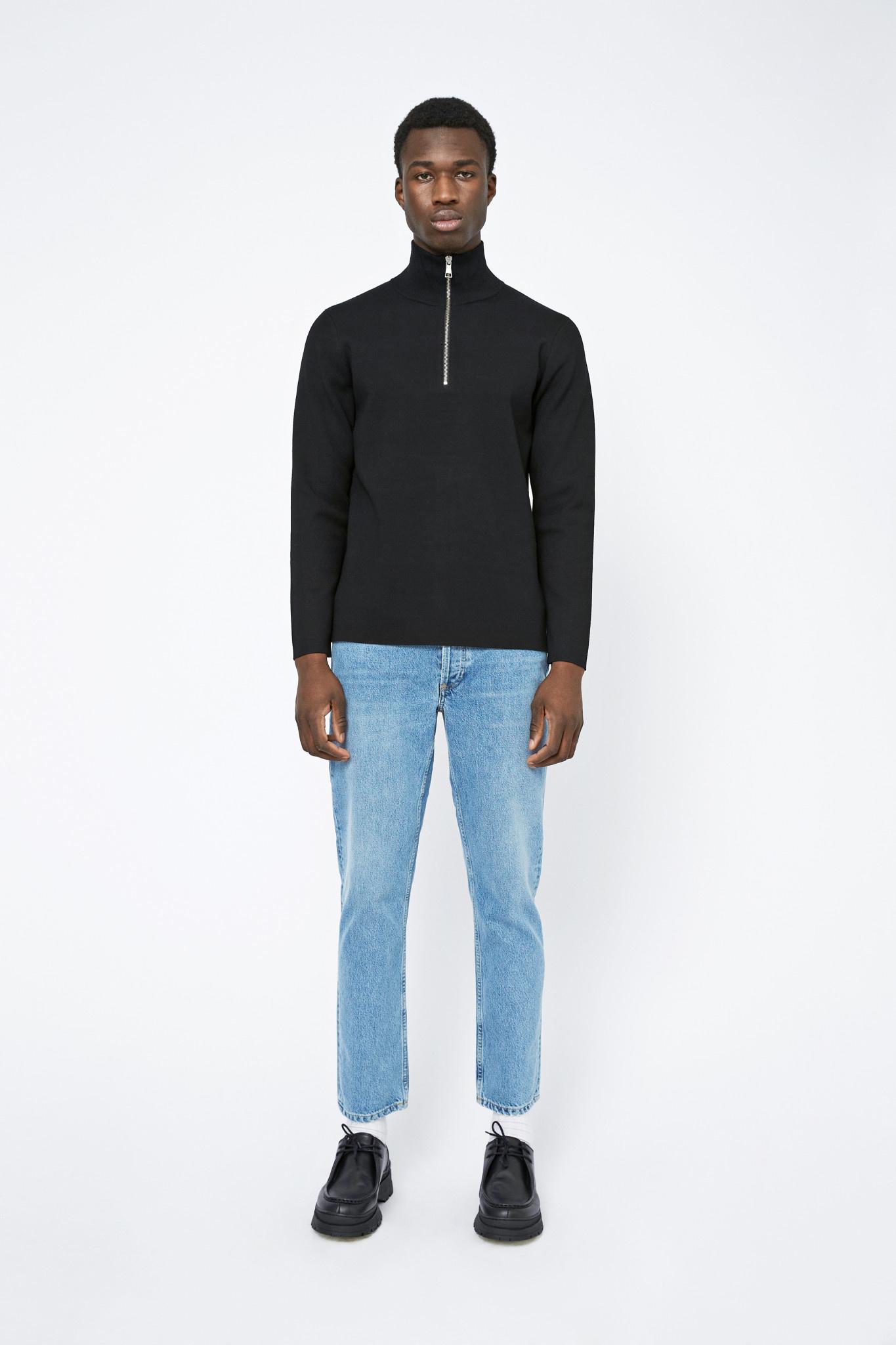 Benal Knit - Black-1