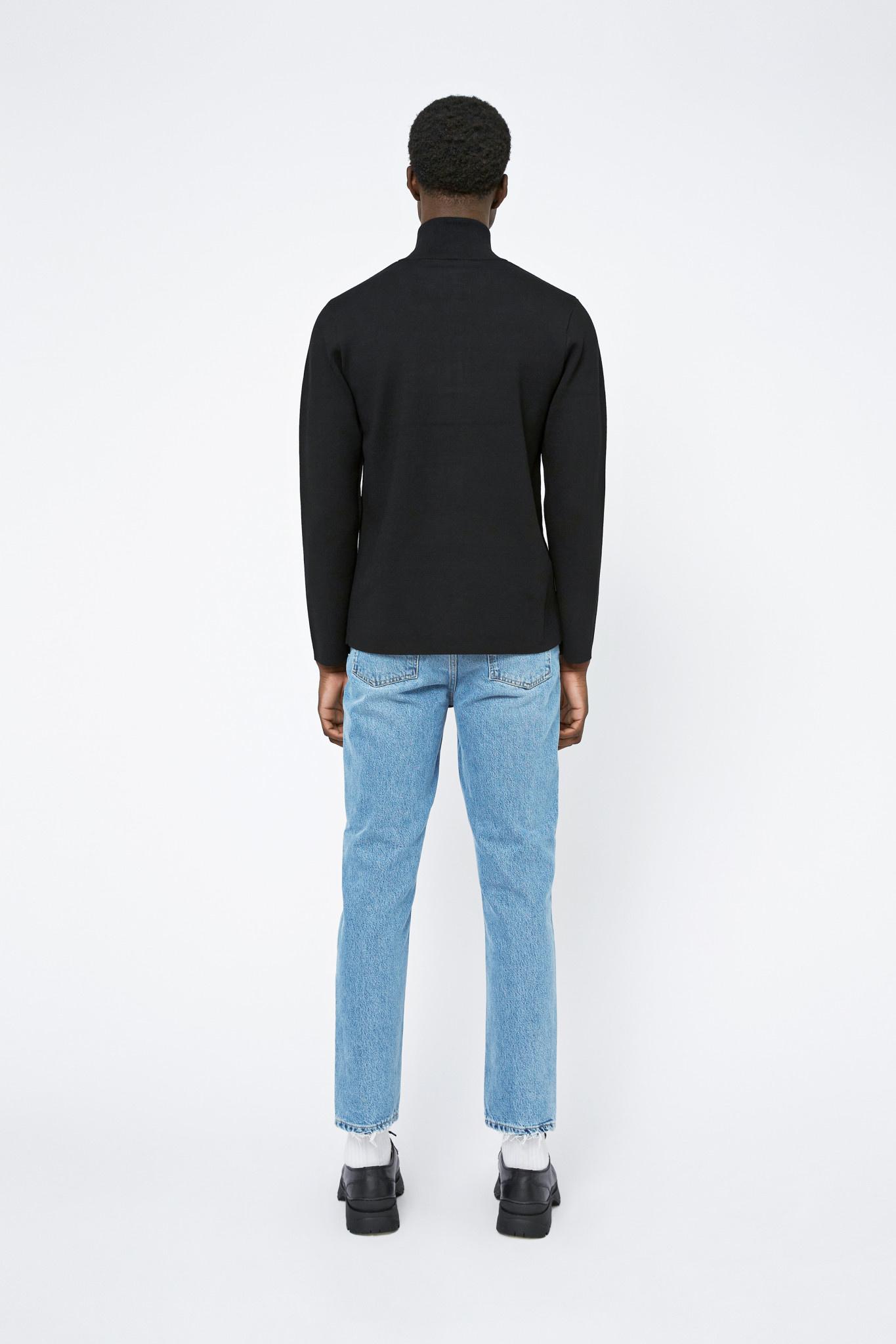 Benal Knit - Black-2